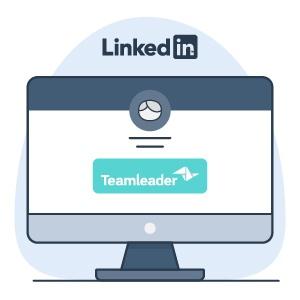 qualificazione lead Teamleader linkedin