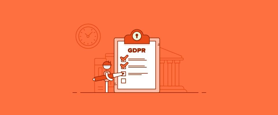 Lista di controllo per il GDPR: 10 passi che la tua impresa deve compiere