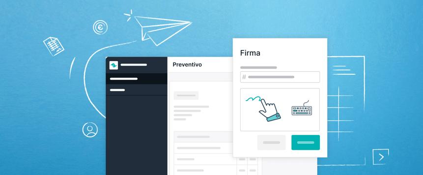 I preventivi di Teamleader sono firmati due volte più velocemente. Grazie al migliorato Cloudsign.