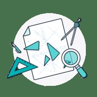 diagramma di Gantt: Crea una timeline del progetto