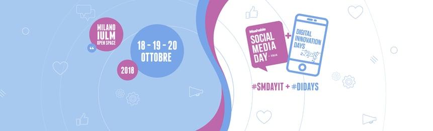 Teamleaderal Mashable Social Media Day per celebrare la Digital Revolution