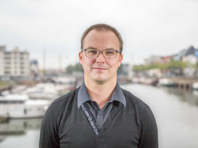 Stijn Van Walle - Dirrettore Finanziario